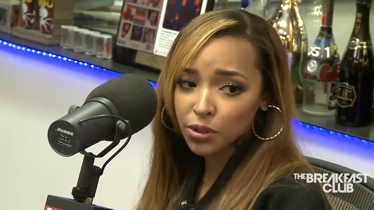 Download Tinashe Interview at The Breakfast Club Power 105.1 (10/7/2014)