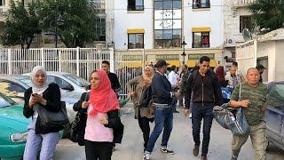 فتاة تفجر نفسها في وسط العاصمة التونسية بشارع الحبيب بورقيبة…