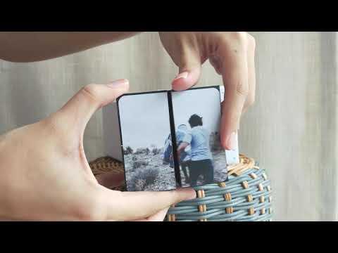 Infinity Photo Cube // Magic Flipping Photo Cube (Print For Fun)