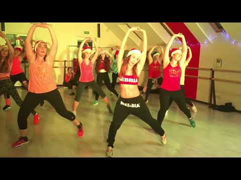 Britney Spears - All I want for Christmas -ZUMBA -Happy New Year 2018