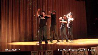 the next step iv iota nu delta stroll 1