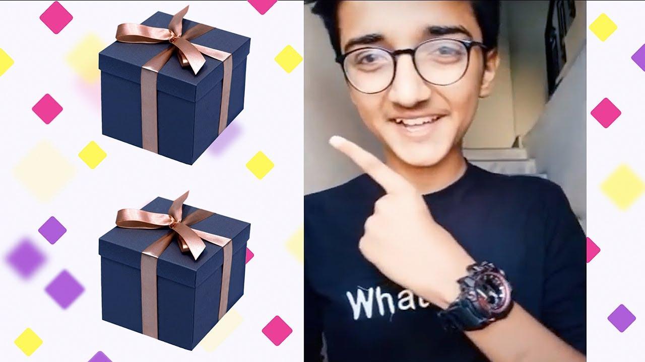 Choose your gift box?  TIK TOK ?  ВЫБЕРИ СЕБЕ ПОДАРОК, WÄHLEN SIE IHR GESCHENK تيك توك اختيار هدايا