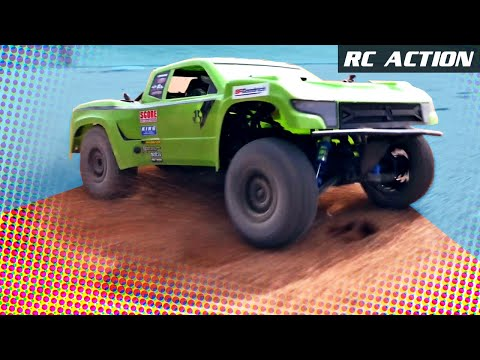 RC Truck Action Axial Yeti Score Trophy