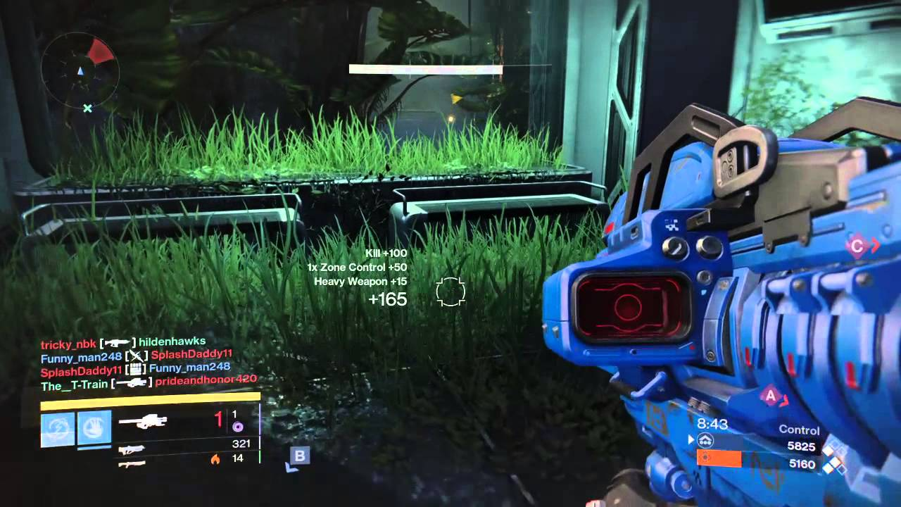36 kills,7K game