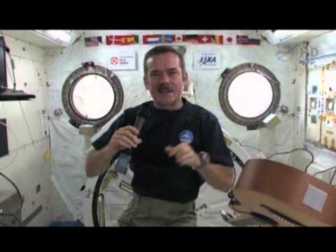 Commander Chris Hadfield - How to Become an Astronaut