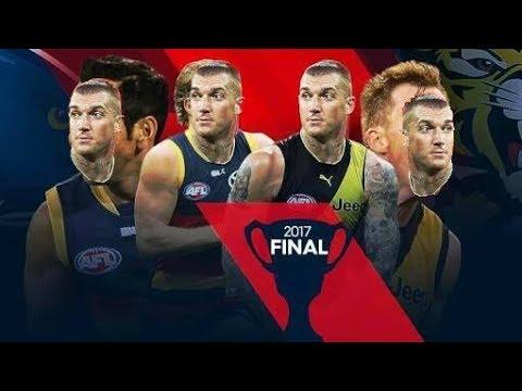 AFL GF 2017 : Richmond VS Adelaide