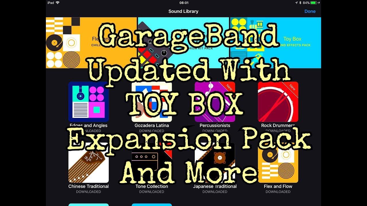 Working with garageband '08 tutorial & online course garageband.