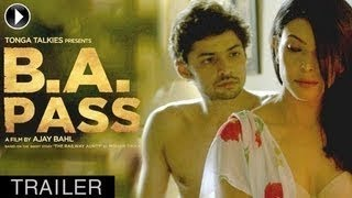 BA Pass  | Official Theatrical Trailer | Shilpa Shukla | Shadab Kamal | Rajesh Sharma