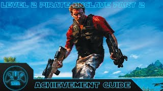 Far Cry Instincts Evolution - Level 2 Pirate Enclave Part 2 - Treasure Raider Achievement Guide