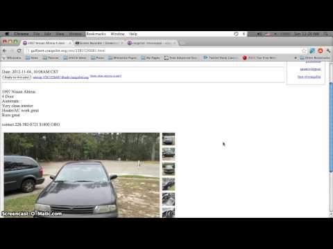 Craigslist Jackson Mississippi Cars And Trucks