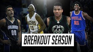 Breakout players from eastern conference nba teams 2017-2018 season