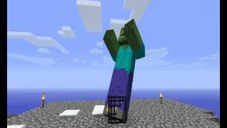 Minecraft ,,wyginam śmiało ciało