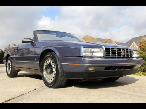 1993 Cadillac Allante Convertible For Sale