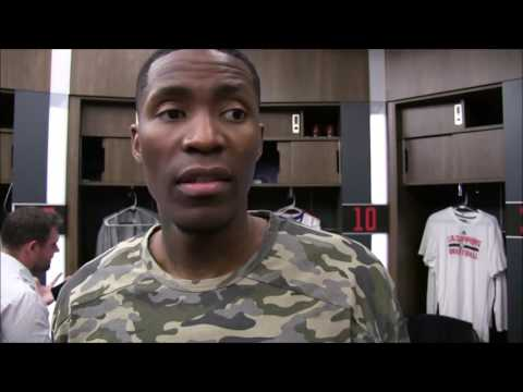 Los Angeles Clippers:  Jamal Crawford bobblehead Night