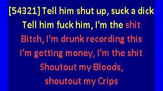 6IX9INE ft. Bobby Shmurda - STOOPID (karaoke)