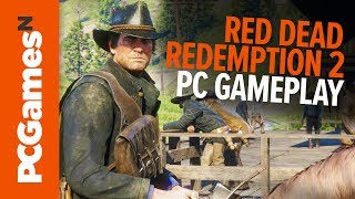 30 minutes of RDR2 looking glorious on PC | Red Dead Redemption 2 PC gameplay