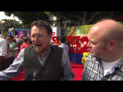 Cloudy with a Chance of Meatballs 2: Directors Kris Pearn & Cody Cameron Movie Premiere Interview Mp3