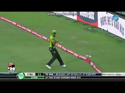 If Brian Taylor(BT) was a cricket commentator - funny AFL Bristle calls cricket