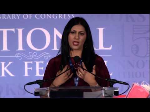 Sabaa Tahir: 2015 National Book Festival