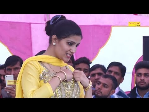 Sapna Chaudhary 2018 Mast Dance | Tu Cheej Lajawab | Sapna Dj Song | New Viral Video 2018 | Trimurti