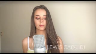 Hold me while you wait | Lewis  Capaldi (Cover) Video