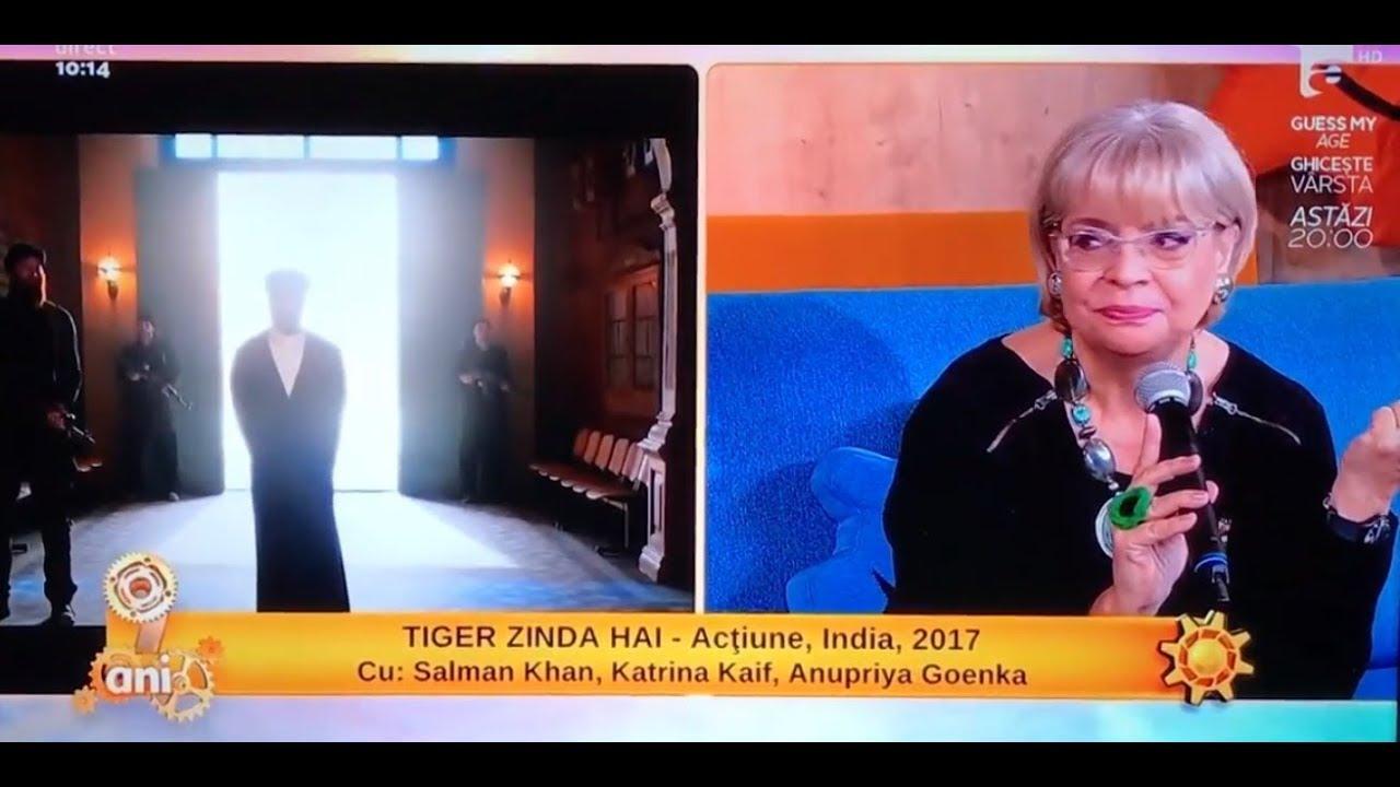 Irina Margareta Nistor prezinta Tigrul: Misiune de salvare