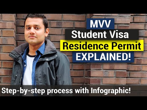 12 Steps to procure Student Visa for the Netherlands + Printable Guides | MVV | Residence Permit