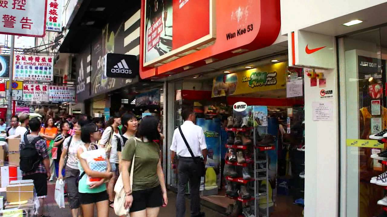 sports shoes stores in mongkok