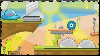Aliens Hurry Home 2 Game Walkthrough (All Levels)