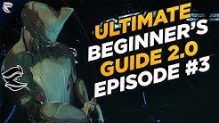 Warframe: The ULTIMATE Beginners Guide 2.0 Episode #3: Nightwave, Farming Rhino, & Mercury Junction