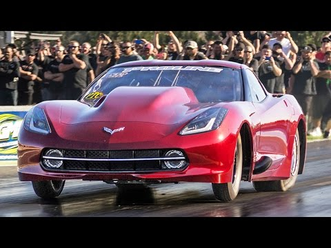 3500hp C7 Stingray Corvette – Twin 102mm Turbo HEMI!