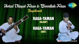 Jugalbandi | Hindustani Classical Instrumental Jukebox | Ustad Vilayat Khan And Bismillah Khan