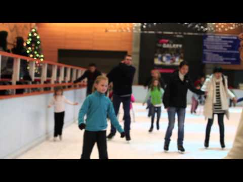 Ice Skating at Seattle Center