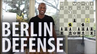 Chess openings - Berlin Defence
