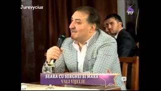 Seara cu Serghei si Mara - Vali Vijelie (1 noiembrie 2012) 6TV part.1