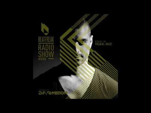 Beatfreak Radio Show By D-Formation #035 guest DJ Paskal Daze