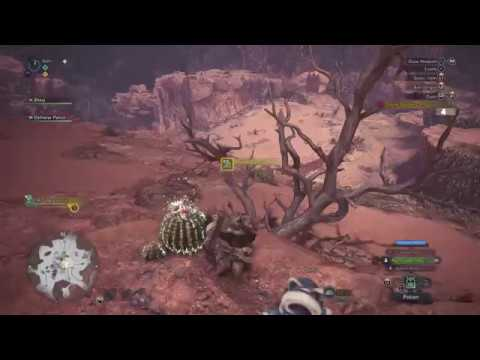 Monster Hunter World Bauble Cactus Location Youtube