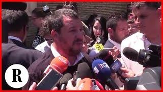 Elezione Von der Leyen, Salvini: