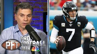 NFL's worst performances in Week 13 | Pro Football Talk | NBC Sports