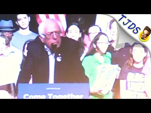 Bernie Sanders Gets Booed For Mentioning Tom Perez