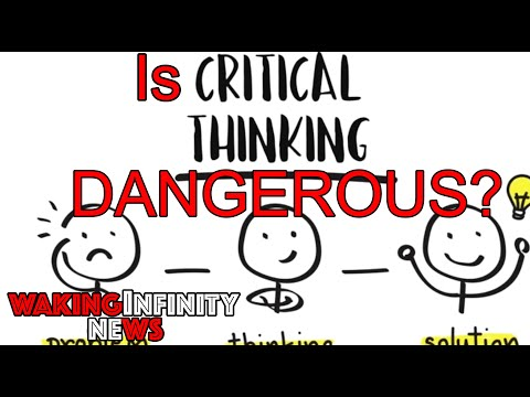 Ep 54: Is Critical Thinking Dangerous?