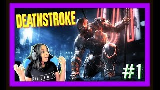 ARE YOU SERIOUS?!?! Batman Arkham Knight Knightfall Protocol Part 1 Gameplay!!!