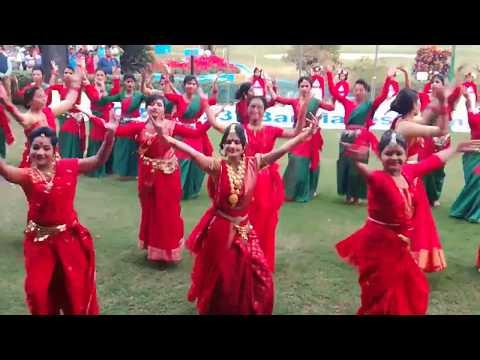 DCGPSC :: Dance Performance in Kurmitola Golf Club
