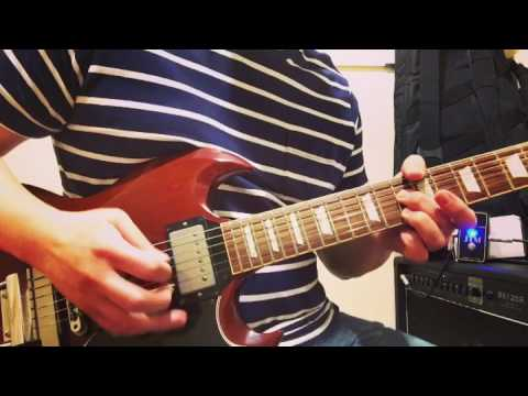 Red House Intro W Gibson Sg 61 Lovepedal Jtm Youtube
