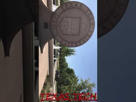 سناب مبتعث   جولة في مدينة Lubock في ولاية تكساس أيضا جامعة Texas Tech