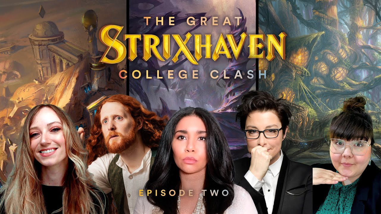The Great Strixhaven College Clash Episode 2 – Testing Talents