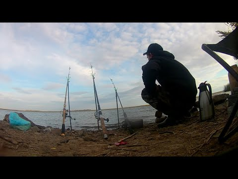Рыбалка БЕЛОЕ ОЗЕРО , карась на донную , фидерную снасть