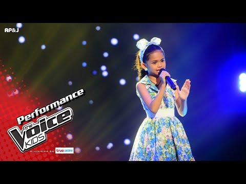 Thumbnail: ป่าน - ดวงจันทร์ไม่มี - Knock Out - The Voice Kids Thailand - 11 June 2017