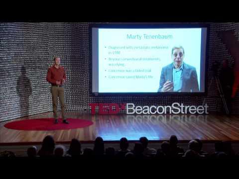 Big Data Meets Cancer:  Neil Hunt at TEDxBeaconStreet