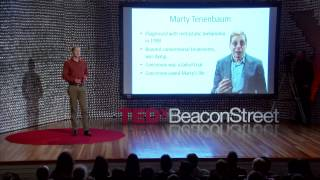 Big Data Meets Cancer:  Neil Hunt at TEDxBeaconStreet
